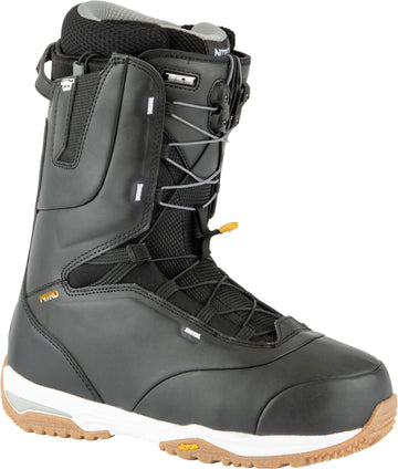 2021 Nitro Venture Pro Tls Snowboard Boots in Black White and Gold
