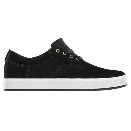 Emerica Spanky G6 Skate Shoe in Black and White
