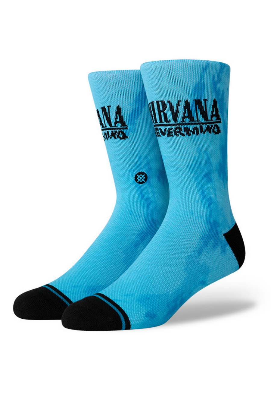 Stance Nirvana Nevermind Sock in Blue