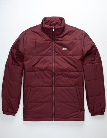 Vans Layton Snow Jacket in Port Royal