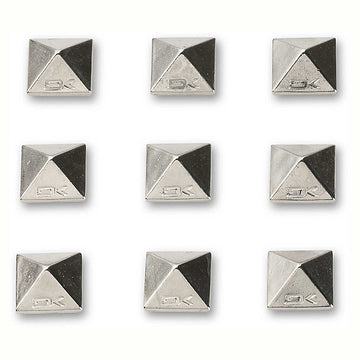 2021 Dakine Pyramid Studs in Chrome