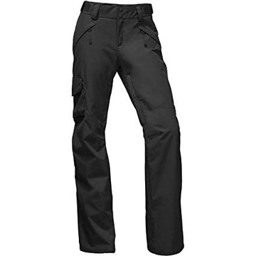 2020 The North Face Women's Freedom Insulated Snow Pant in Black