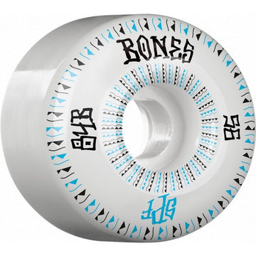 Bones Linear 56mm 84B Skatepark Formula Skate Wheels