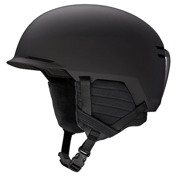 2020 Smith Scout Snow Helmet in Matte Black