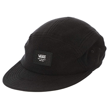 Vans Bliler Camper Hat in Black