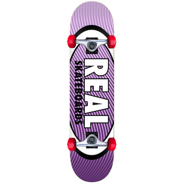 Real Oval Heatwave Complete Skateboard in 7.3''