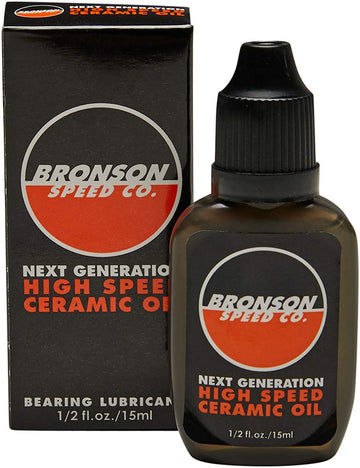 Bronson High Speed Ceramic Bearing Oil