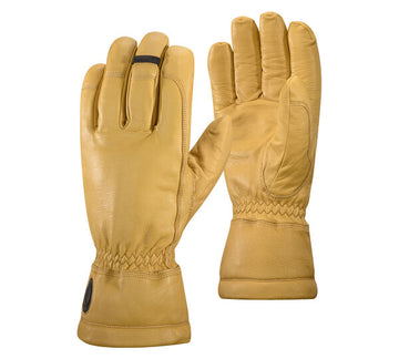 2021 Black Diamond Work Gloves in Natural