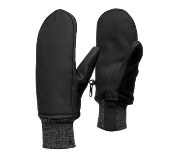 2021 Black Diamond Dirt Bag Mitts in Black