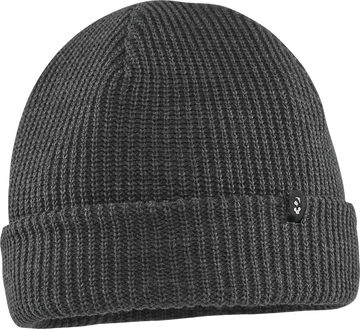 ThirtyTwo Basixx Beanie in Charcoal and Heather