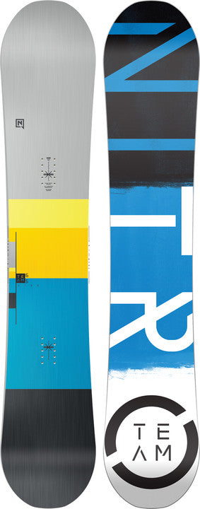 2022 Nitro Team Gullwing Wide Snowboard