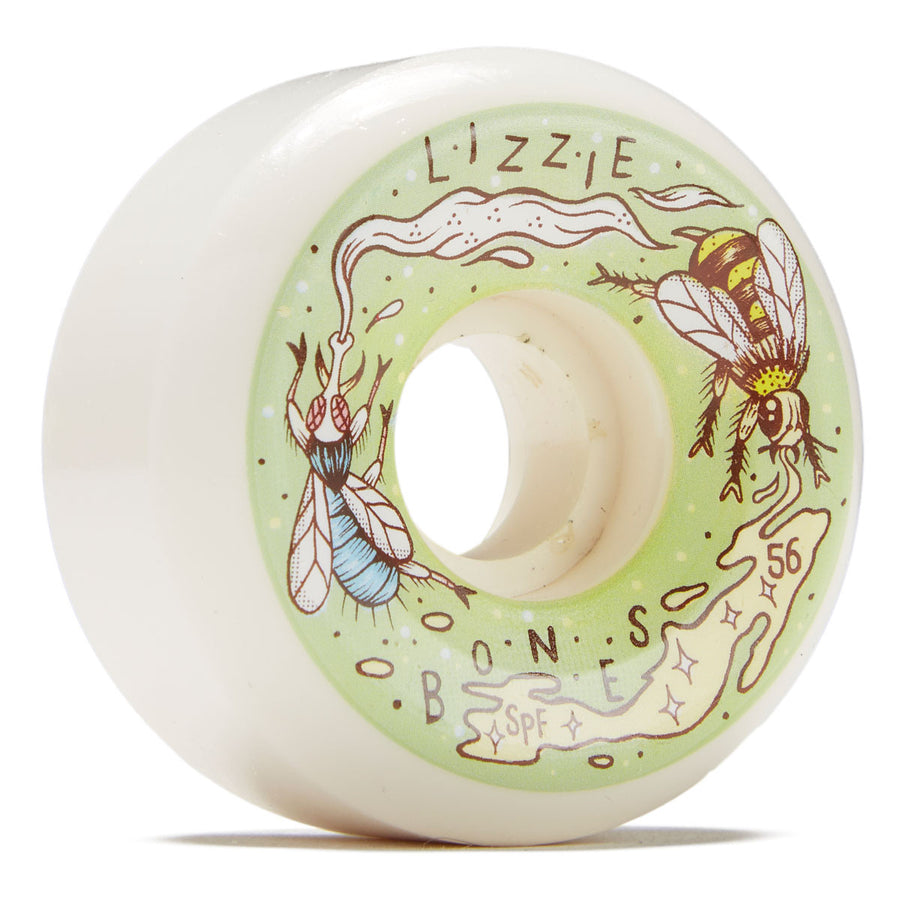 Bones Lizzie Armanto Honey & Vinegar Skate Wheels Skatepark Formula