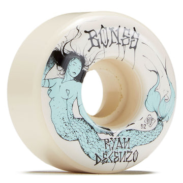 Bones Decenzo Mermaid 103a Skate Wheel