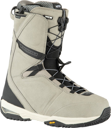 2022 Nitro Team Tls Snowboard Boots in Stone and Black