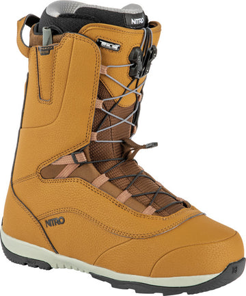 2022 Nitro Venture Tls Snowboard Boots in Two Tone Brown