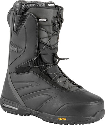 2022 Nitro Select Standard Snowboard Boots in Black