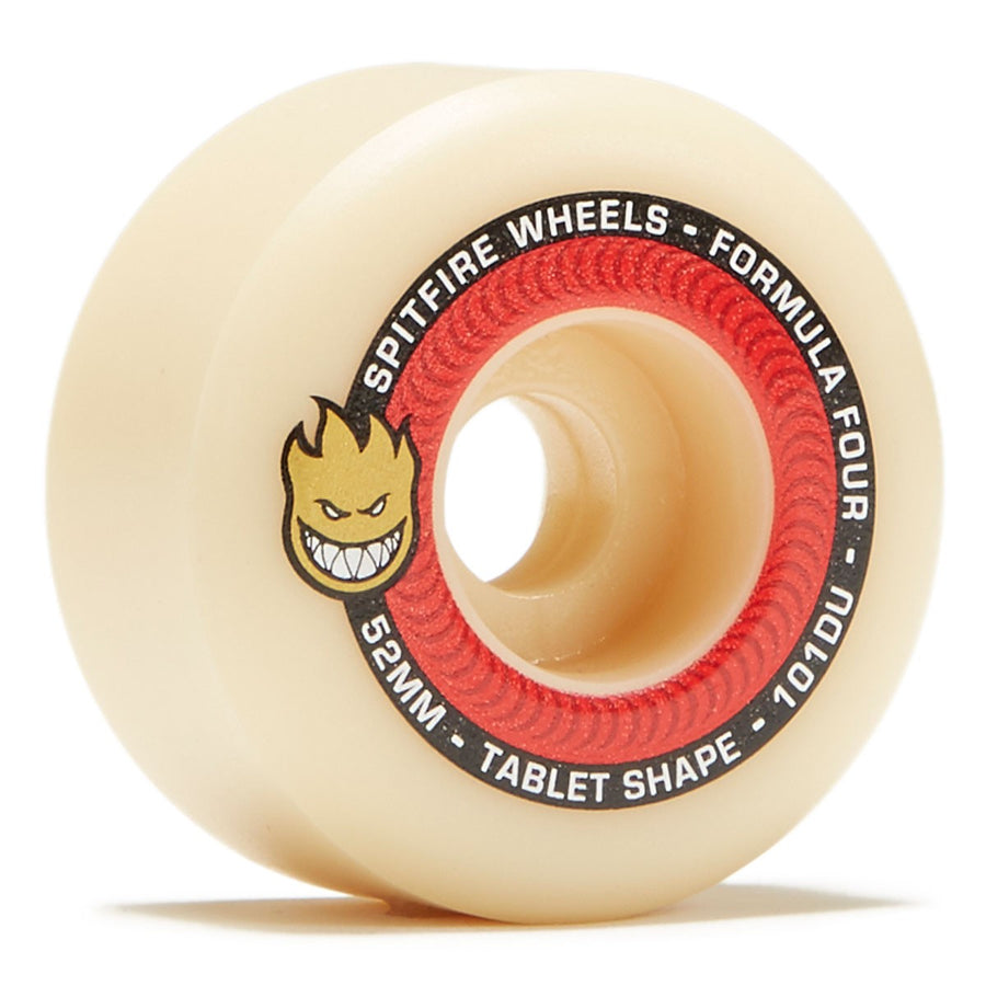 Spitfire Tablet Skate Wheels in 101 Durometer