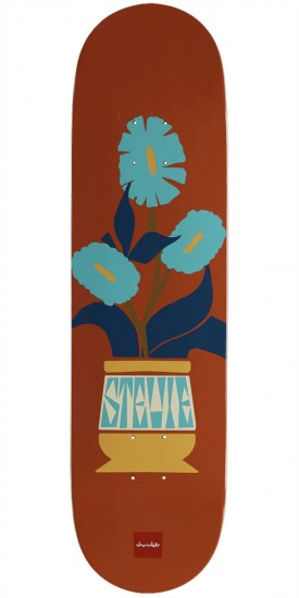 Chocolate Plantasia Skateboard Deck in 8.0''