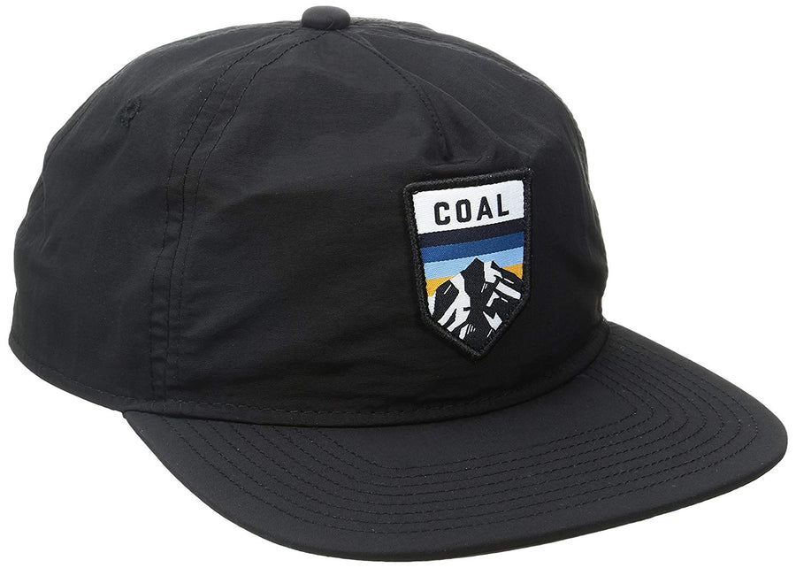 Coal Summit Hat in Black