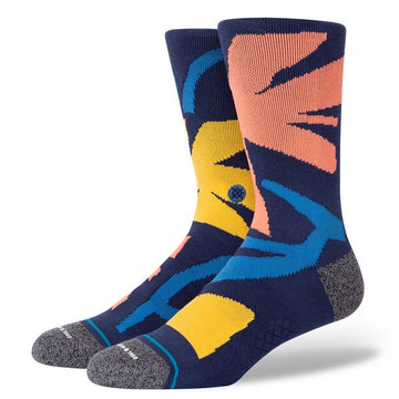 Stance Archives Sock in Navy