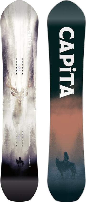 DEMO 2021 Capita Equalizer Womens Snowboard
