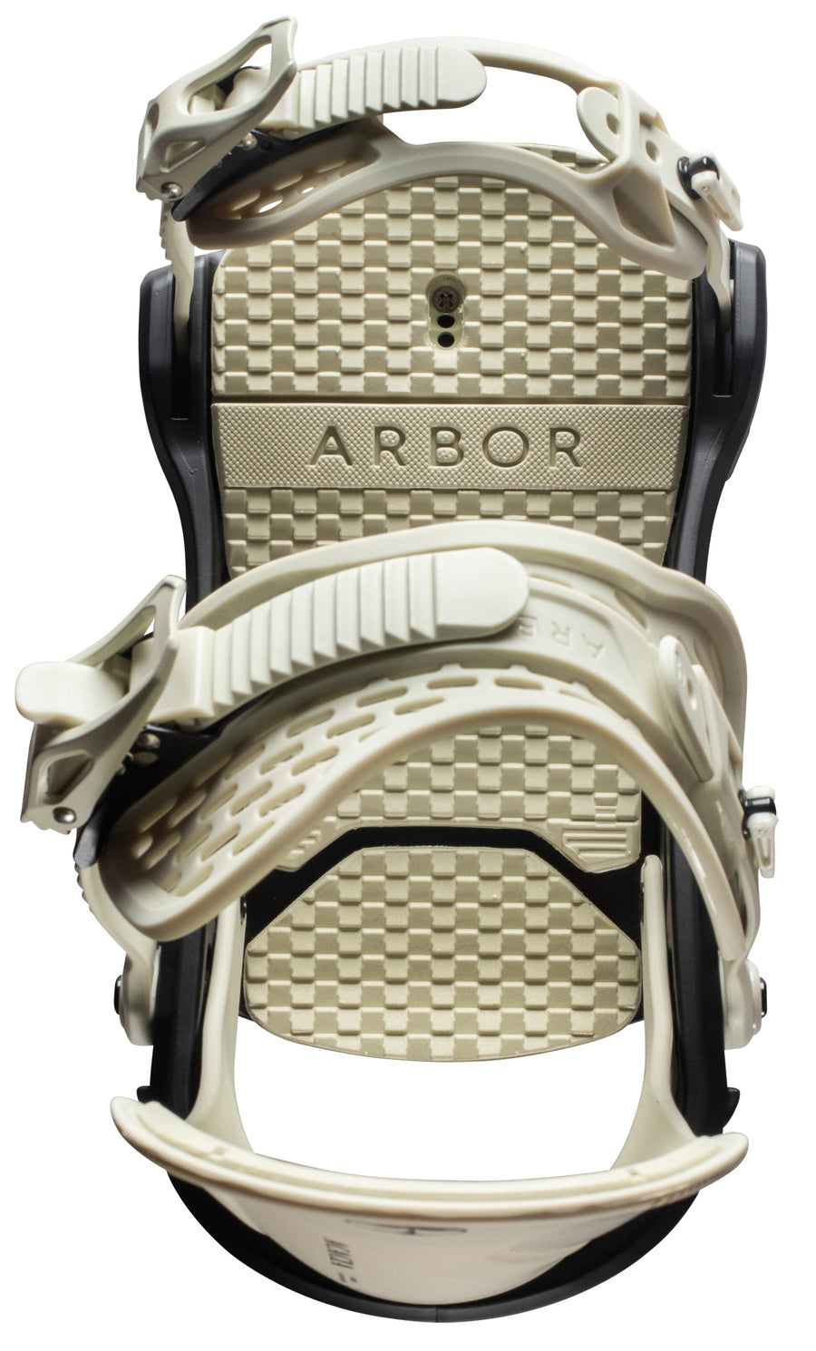 2021 Arbor Acacia Womens Snowboard Binding in Black