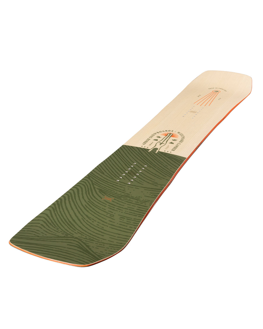 2021 Arbor Westmark Mens Camber Snowboard