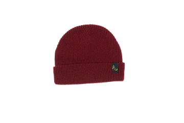 2021 Autumn Simple Beanie in Burgundy