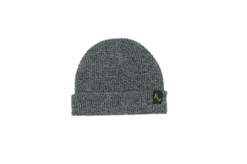 2021 Autumn Simple Beanie in Black Marl