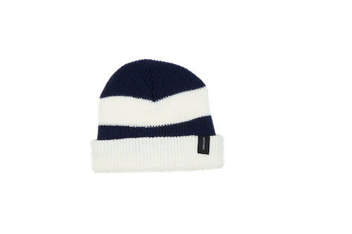 2021 Autumn Simple Rugby Beanie in Navy