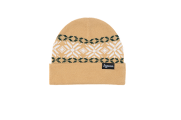 2021 Autumn Roots Beanie in Sandstone