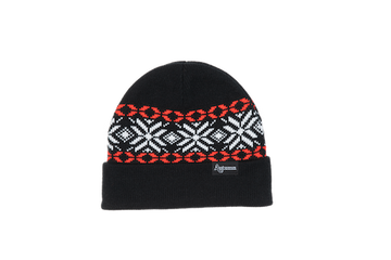 2021 Autumn Roots Beanie in Black