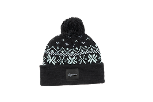 2021 Autumn Wonderland Beanie in Black