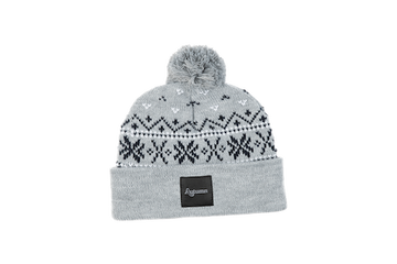 2021 Autumn Wonderland Beanie in Grey