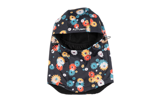 2021 Autumn Bonded Hood in Flowers