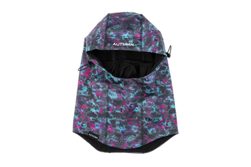 2021 Autumn Bonded Hood in Tie Dye
