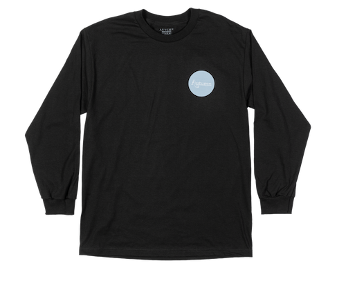 2021 Autumn Seasonal LS Tee in Black
