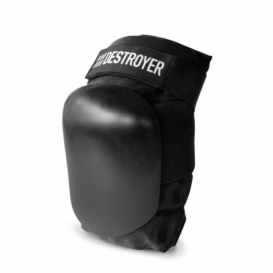 Destroyer Am Series Knee Pad in Black