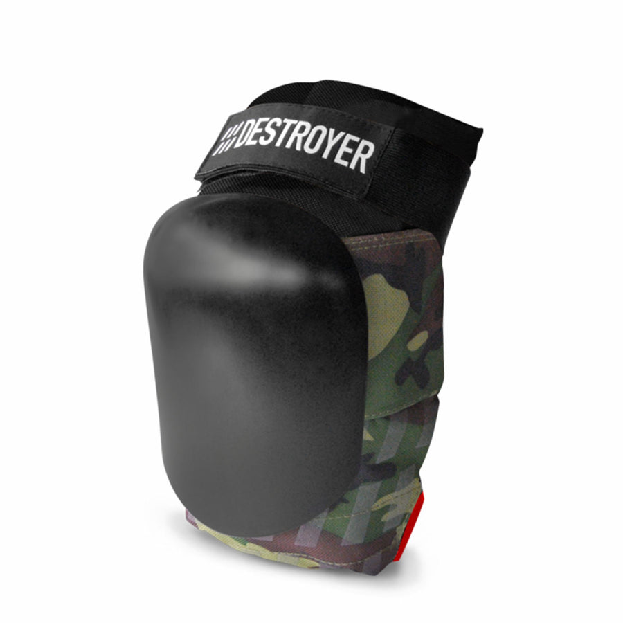 Destroyer Am Series Knee Pad in Camo