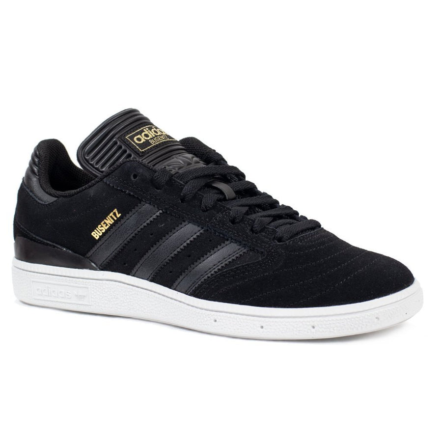 Adidas Busenitz in Black and Black and White