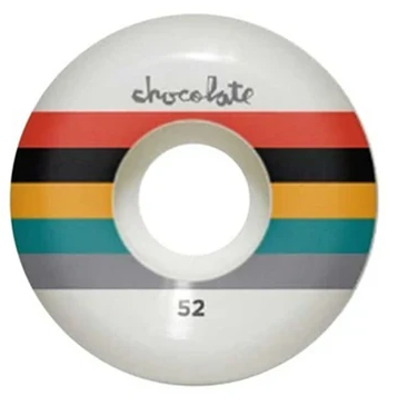 Chocolate Long Chunk Staple Skate Wheel in 54mm