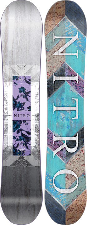 2022 Nitro Arial Youth Snowboard
