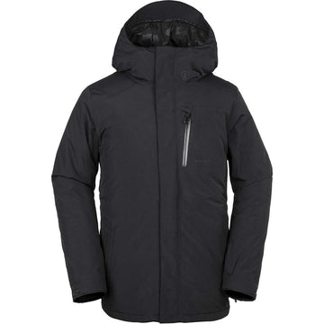 2020 Volcom L Gore-Tex Snow Jacket in Black