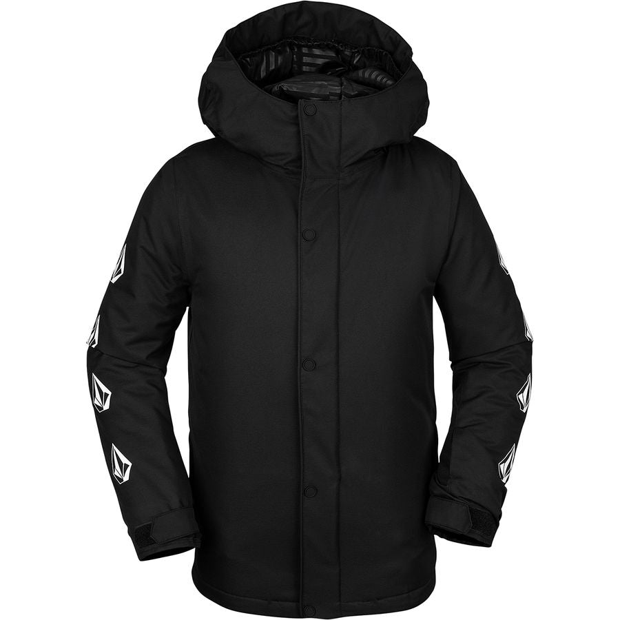2020 Volcom Ripley Insulated Boys Snow Jacket in Black