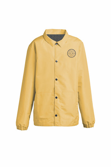 2021 Airblaster Bruiser Jacket in Banana