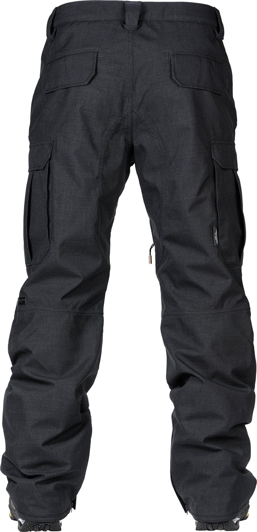 2021 L1 Brigade Snow Pant in Black