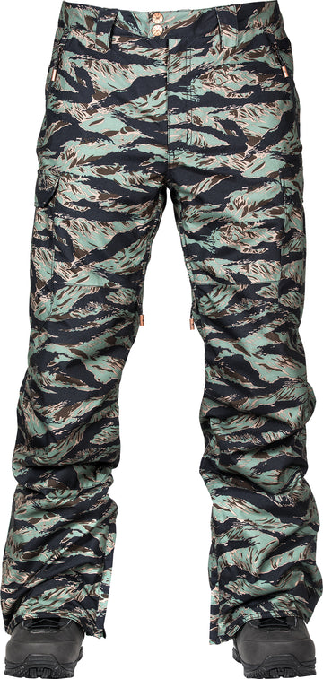 2021 L1 Brigade Snow Pant in Tiger and Camo