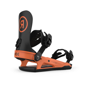 2021 Ride C-2 Snowboard Binding in Orange