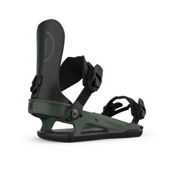 2021 Ride C-4 Snowboard Binding in Cbd Green