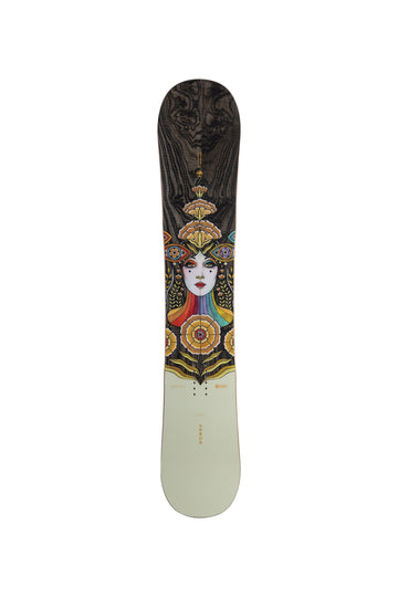 2022 Arbor Cadence Womens Rocker Snowboard view one